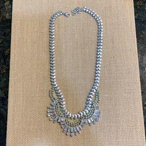 Stella & Dot Belle Necklace - Silver